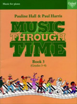 Omslag - Music Through Time Piano Book 3