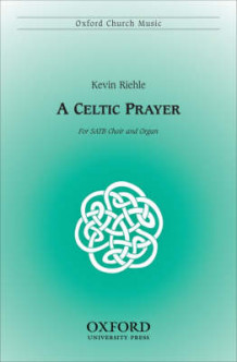 A Celtic Prayer (Notetrykk)