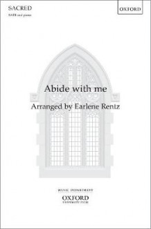 Abide with Me (Notetrykk)