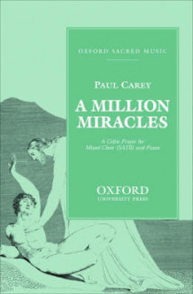 A Million Miracles (Notetrykk)
