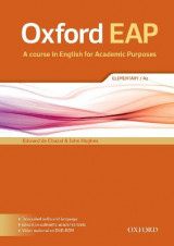 Omslag - Oxford EAP: Elementary/A2: Student's Book and DVD-ROM Pack