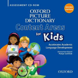 Omslag - Oxford Picture Dictionary Content Areas for Kids: Assessment CD-ROM