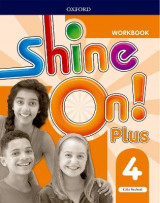 Omslag - Shine On!: Level 4: Workbook