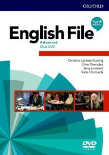Omslag - English File: Advanced: Class DVDs