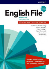Omslag - English File: Advanced: Teacher's Guide with Teacher's Resource Centre