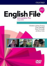 Omslag - English File: Intermediate Plus: Class DVD