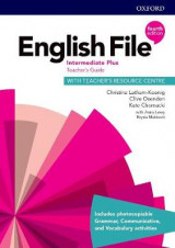 Omslag - English File: Intermediate Plus: Teacher's Guide with Teacher's Resource Centre