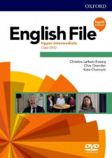 Omslag - English File: Upper-Intermediate: Class DVD