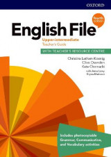 Omslag - English File: Upper Intermediate: Teacher's Guide with Teacher's Resource Centre