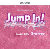 Omslag - Jump In!: Starter Level: Class Audio CD