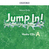 Omslag - Jump In!: Level A: Class Audio CD