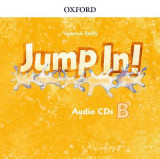 Omslag - Jump In!: Level B: Class Audio CD