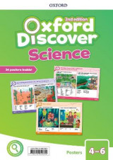 Omslag - Oxford Discover Science: Posters for all levels