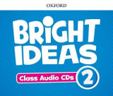 Omslag - Bright Ideas: Level 2: Audio CDs