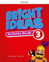 Omslag - Bright Ideas: Level 3: Activity Book with Online Practice