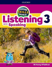 Oxford Skills World: Level 3: Listening with Speaking Student Book / Workbook av Jill Korey O'Sullivan (Heftet)