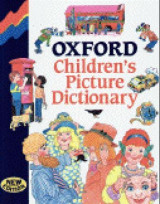 Omslag - Oxford children's picture dictionary