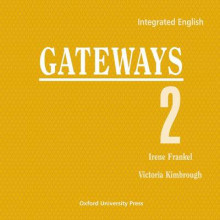 Integrated English: American English Level 2 av Victoria Kimbrough og Irene Frankel (Lydbok-CD)