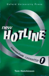 Omslag - New Hotline: Intermediate level