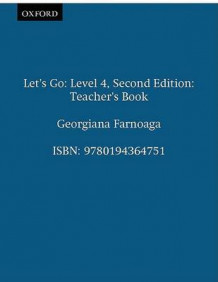 Let's Go: 4: Teacher's Book av George Farnoaga (Heftet)