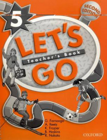 Let's Go: 5: Teacher's Book av George Farnoaga (Heftet)