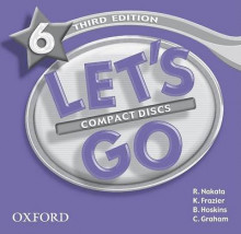 Let's Go 6: Level 6 av Ritsuko Nakata, Karen Frazier, Barbara Hoskins og Carolyn Graham (Lydbok-CD)