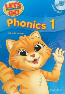 Let's Go: 1: Phonics Book with Audio CD Pack av Jeffrey D. Lehman (Blandet mediaprodukt)