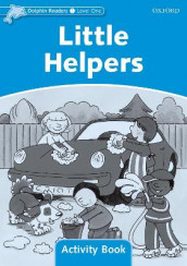 Dolphin Readers Level 1: Little Helpers Activity Book av Craig Wright (Heftet)