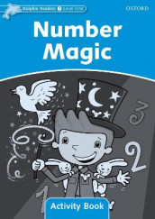 Dolphin Readers Level 1: Number Magic Activity Book av Craig Wright (Heftet)