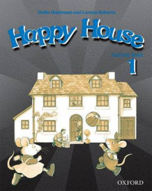 Happy House 1: Activity Book av Stella Maidment og Lorena Roberts (Heftet)