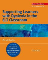 Omslag - Supporting Learners with Dyslexia in the ELT Classroom: Supporting Learners with Dyslexia in the Elt Classroom