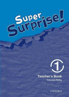 Super Surprise: 1: Teachers Book: 2 av Vanessa Reilly og Sue Mohamed (Heftet)