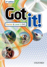 Omslag - Got it: Starter & Level 1: DVD