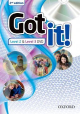 Omslag - Got it: Level 2 & 3: DVD