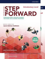 Omslag - Step Forward: Introductory: Student Book and Workbook Pack