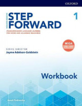 Omslag - Step Forward: Level 1: Workbook