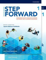 Omslag - Step Forward: Level 1: Student Book and Workbook Pack