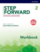 Omslag - Step Forward: Level 2: Workbook