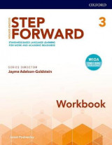 Omslag - Step Forward: Level 3: Workbook