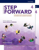 Omslag - Step Forward: Level 4: Student Book and Workbook Pack