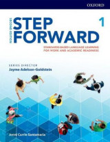 Omslag - Step Forward: Level 1: Student Book