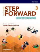 Omslag - Step Forward: Level 3: Student Book