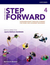 Omslag - Step Forward: Level 4: Student Book