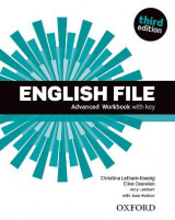 Omslag - English File: Advanced: Workbook with Key