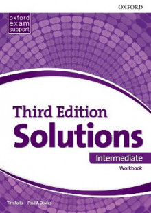 Solutions Intermediate Workbook av Paul Davies og Tim Falla (Heftet)