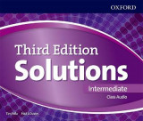 Omslag - Solutions: Intermediate: Class Audio CDs