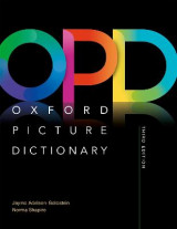 Omslag - Oxford Picture Dictionary: Monolingual (American English) Dictionary
