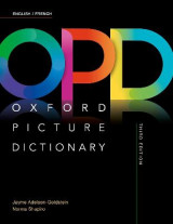 Omslag - Oxford Picture Dictionary English/French Dictionary