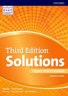 Solutions: Upper Intermediate: Student's Book av Paul Davies og Tim Falla (Heftet)
