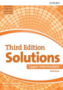 Solutions: Upper-Intermediate: Workbook av Paul Davies og Tim Falla (Heftet)